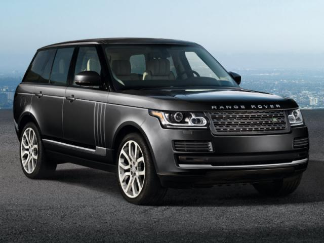 50 Best Used Land Rover Range Rover for Sale, Savings from