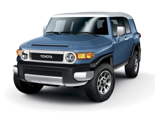 Used Cars Louisville Ky >> 50 Best Used Toyota FJ Cruiser for Sale, Savings from $3,009