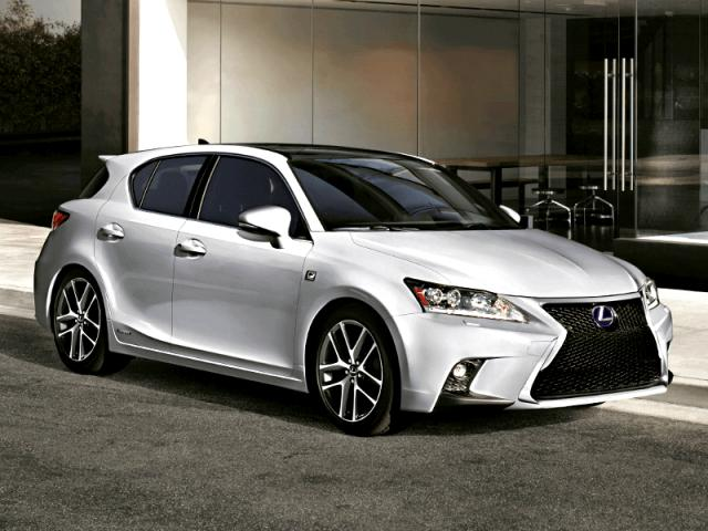 Lexus Ct200h Used >> 50 Best Reading Used Lexus CT 200h for Sale, Savings from ...