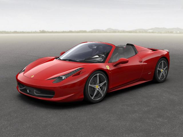 50 Best Used Ferrari 458 Spider For Sale Savings From 3189